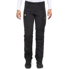 Fjällräven Nikka Curved Trousers Women black